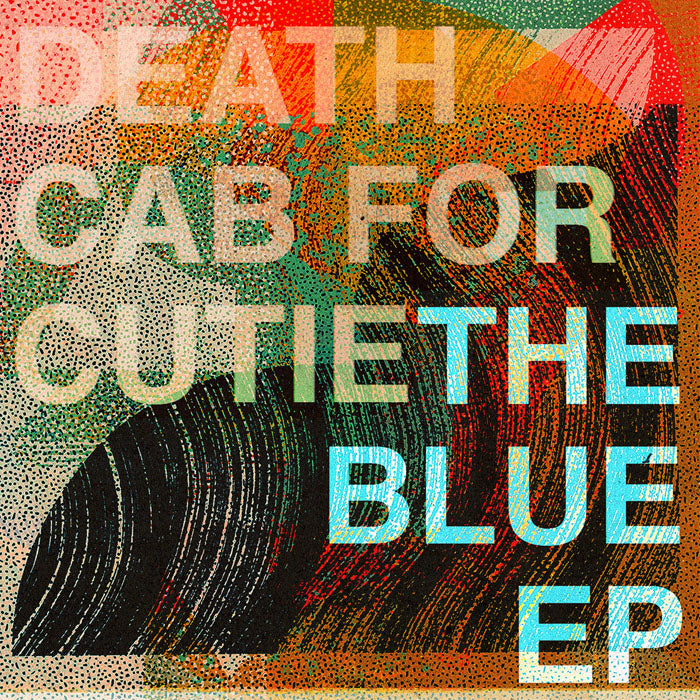 "Death Cab For Cutie - The Blue EP 12"" Vinyl Record EP, Vinyl, X-Records"