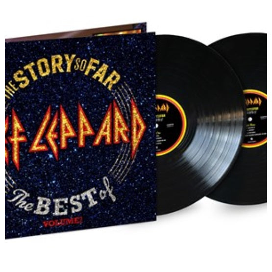 Def Leppard ‎– The Story So Far: The Best Of Volume 2 RSD 2019 Vinyl Record, Vinyl, X-Records