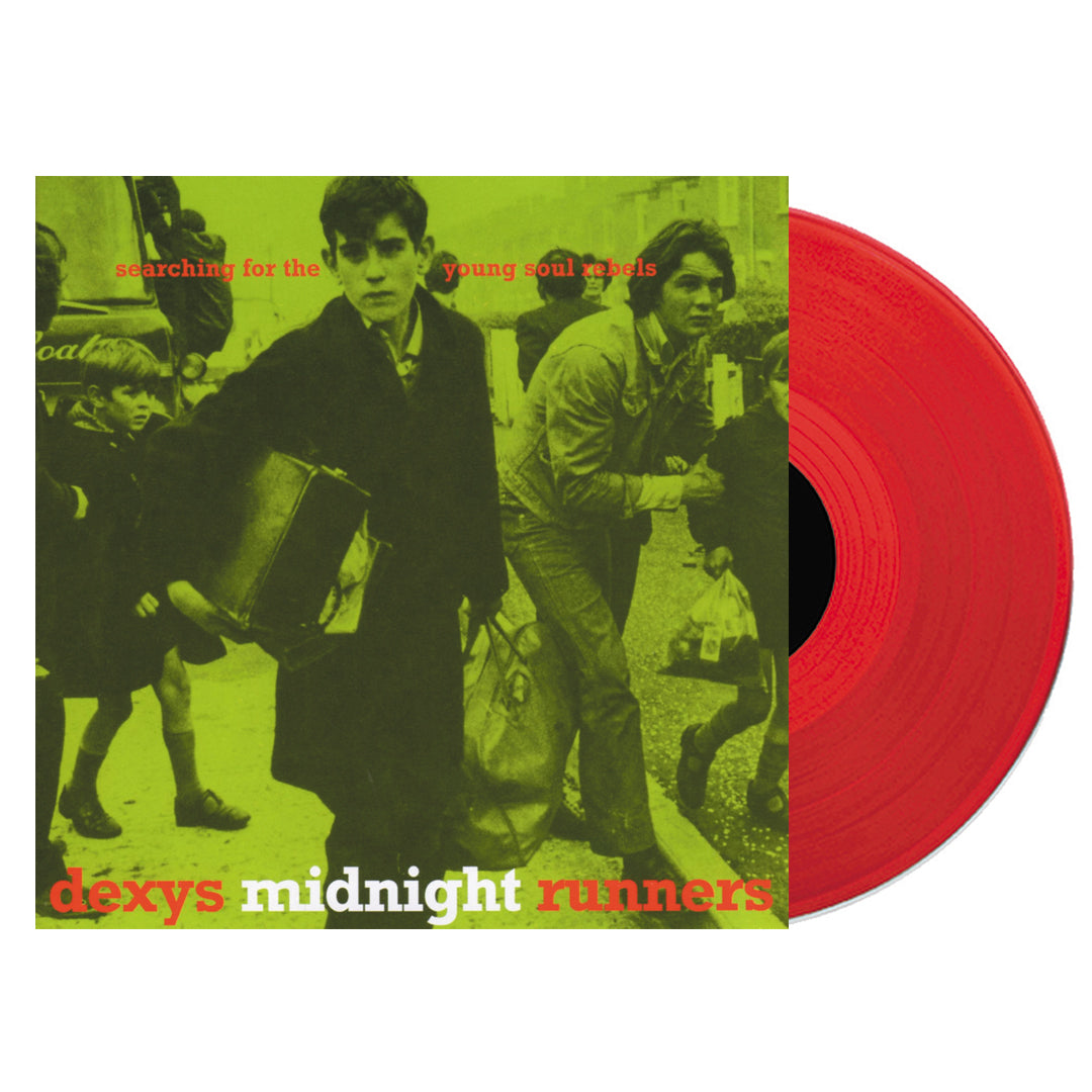 Dexys Midnight Runners - Searching for the Young Soul Rebels (National Album Day) 180g Red Colour Vinyl Record Album