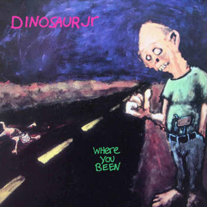 Dinosaur Jr -  Where You Been Expanded Edition 2LP Blue Colour Vinyl Record Album, Vinyl, X-Records