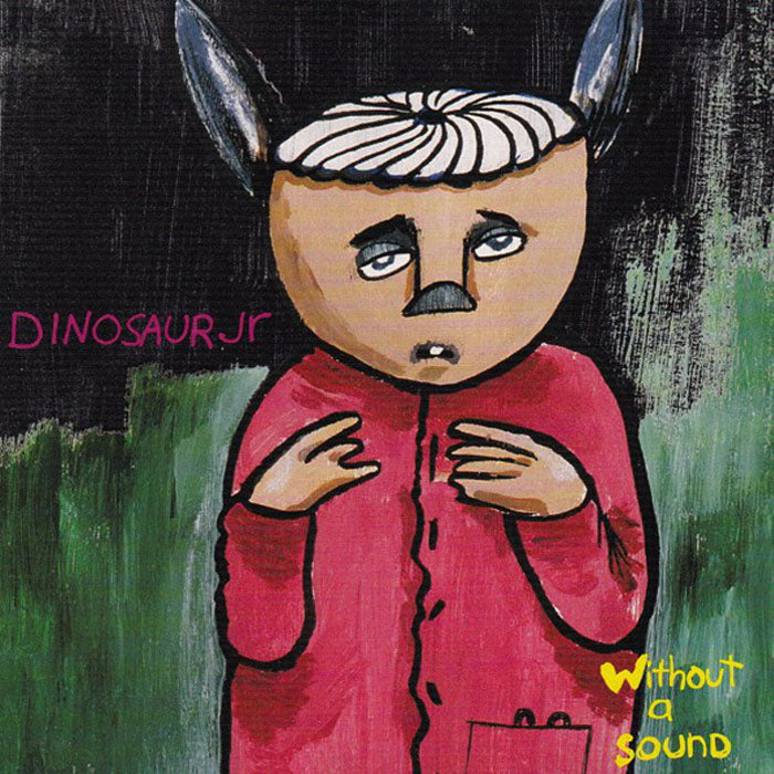 Dinosaur Jr - Without A Sound Expanded Edition 2LP Yellow Colour Vinyl Record Album, Vinyl, X-Records