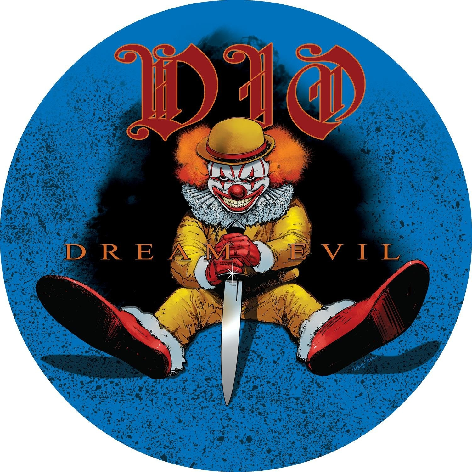 Dio - Dream Evil Live '87 (RSD 2020 Black Friday) Picture Disc Vinyl Record Album