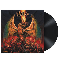 Dio - Killing the Dragon Limited Edition 180g Vinyl Record Album + Lenticular 3D Print