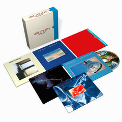 Dire Straits - The Studio Albums 1978 - 1991 (National Album Day) Multiple Formats