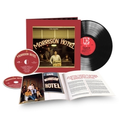 The Doors - Morrison Hotel (50th Anniversary Deluxe Edition) 1LP 2CD Set