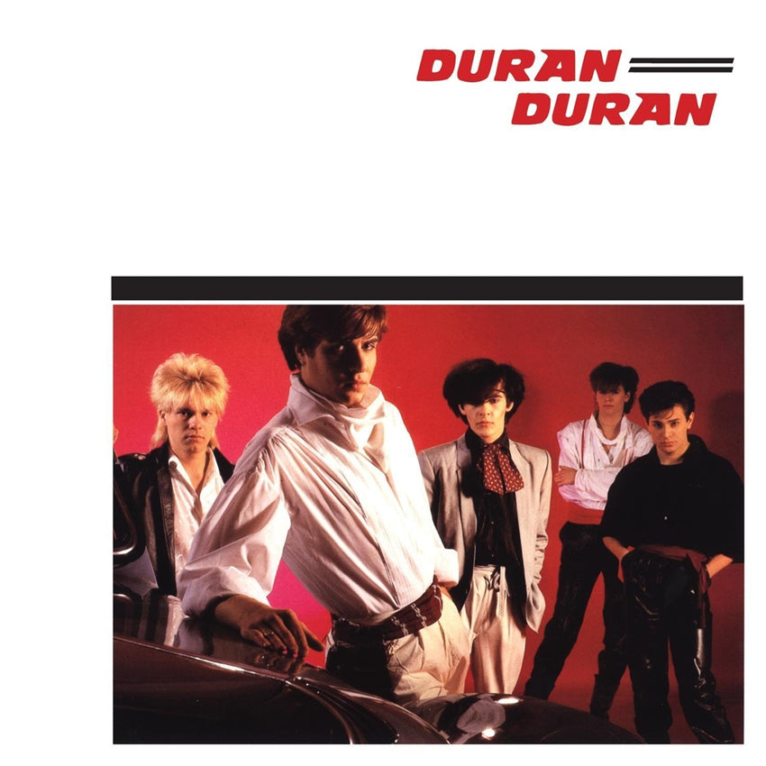 Duran Duran - Duran Duran (National Album Day) 2LP 180g White Colour Vinyl Record Album
