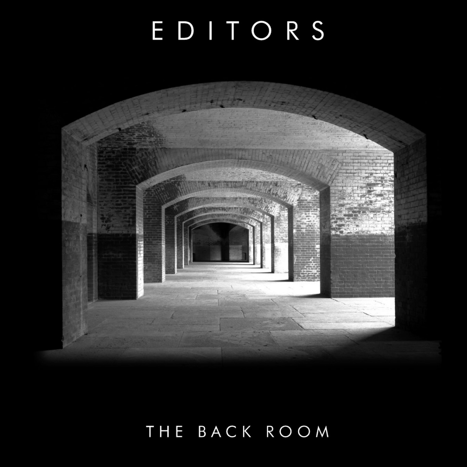 Editors - The Back Room (RSD 2020 Black Friday) White Colour Vinyl Record Album