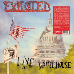 The Exploited - Live at the Whitehouse (RSD 2020 Drop Two) Green Colour Vinyl Album