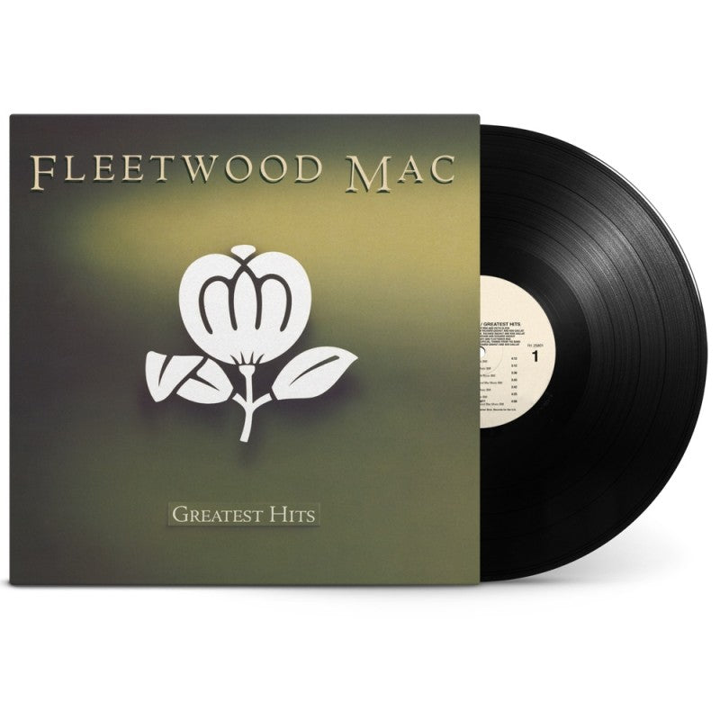 Fleetwood Mac ‎– Greatest Hits Vinyl Record Compilation