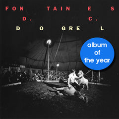 Fontaines D.C. ‎– Dogrel Vinyl Record Album