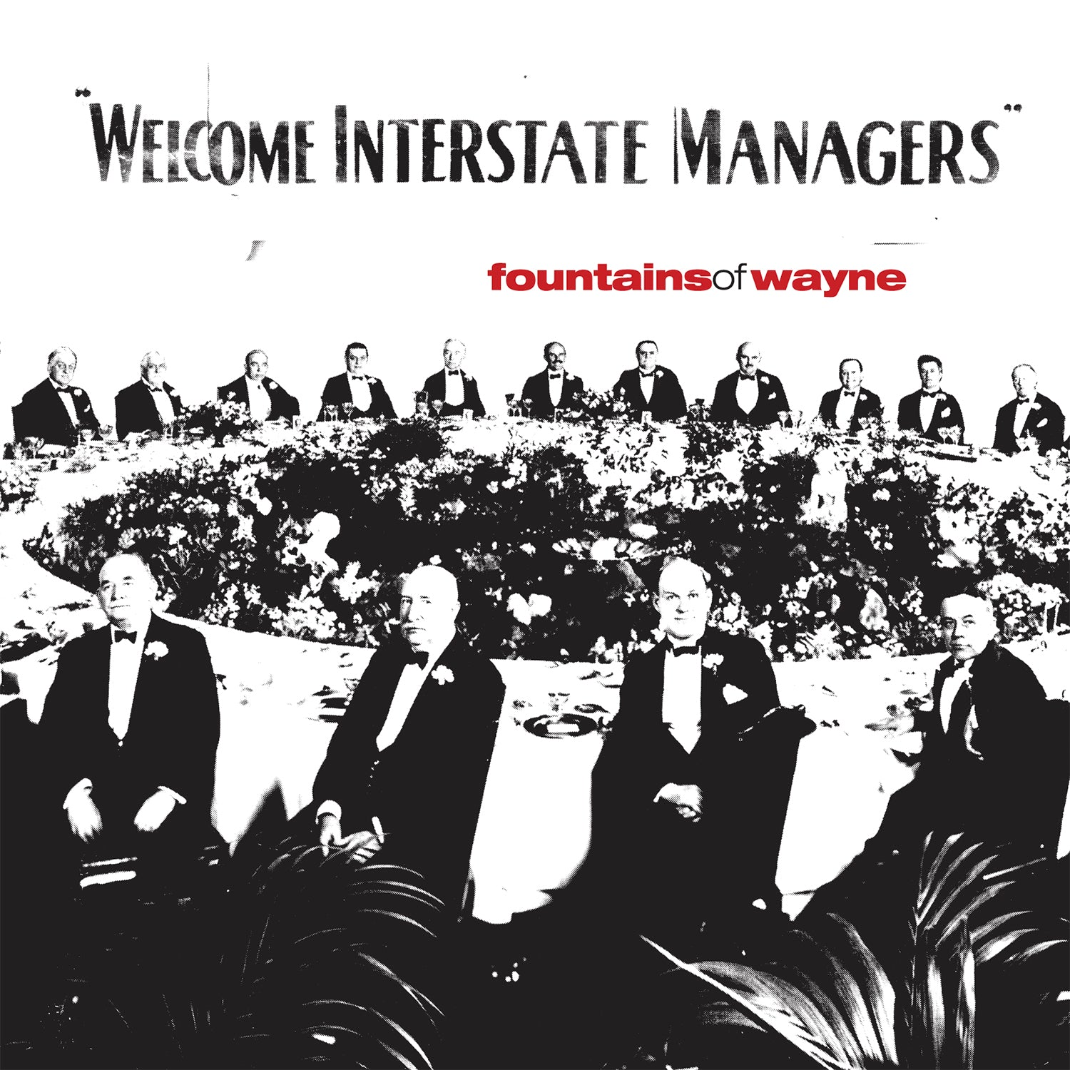 Fountains of Wayne - Welcome Interstate Managers (RSD 2020 Black Friday) 2LP Colour Vinyl Record
