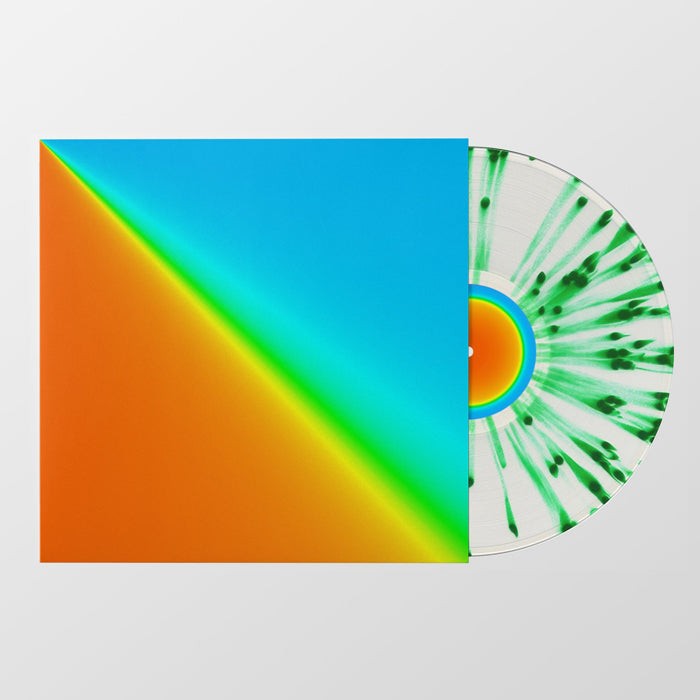Frank Carter And The Rattlesnakes - End Of Suffering Splatter Colour Vinyl Record