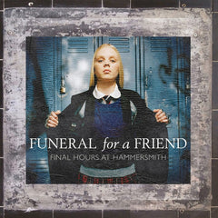 Funeral For A Friend - Final Hours At Hammersmith 2LP 140g Transparent Colour Vinyl Record Album