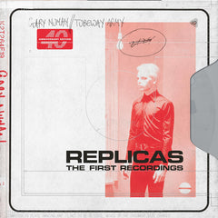 Gary Numan - Replicas The First Recordings 2LP Sage Green Colour Vinyl Record Album, Vinyl, X-Records