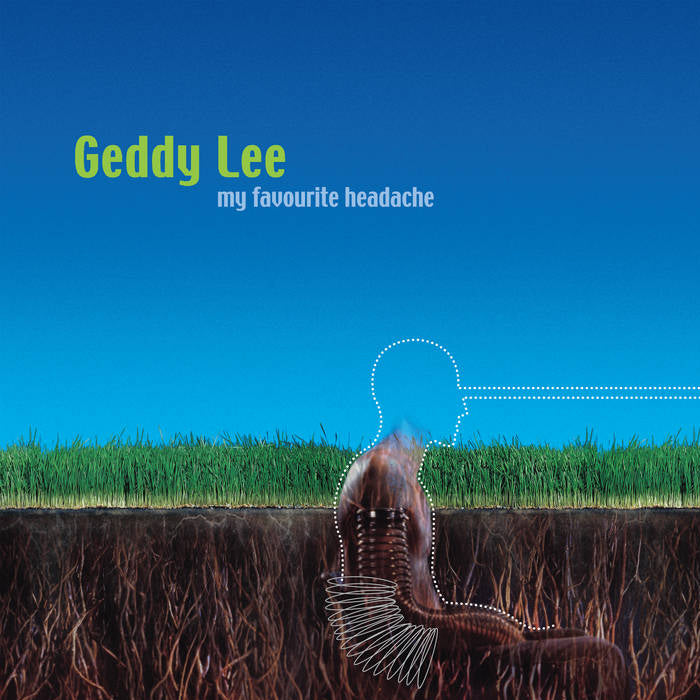 Geddy Lee - My Favourite Headache (RSD Black Friday) 2LP Vinyl Record Album