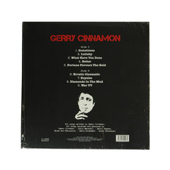 Gerry Cinnamon ‎– Erratic Cinematic Limited Edition Colour Vinyl Record, Vinyl, X-Records