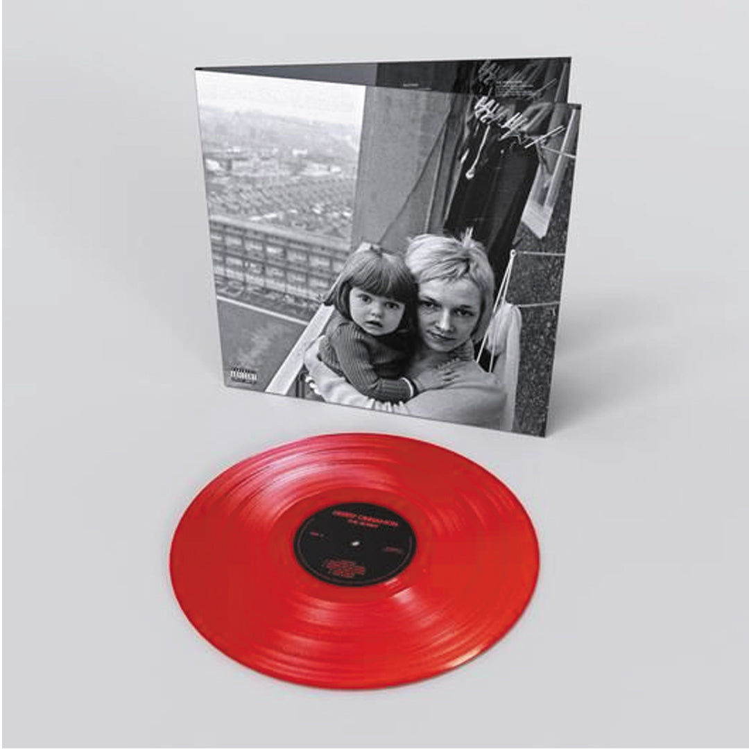 Gerry Cinnamon - The Bonny Limited Edition Red Colour Vinyl Album