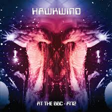 Hawkwind - At The BBC 1972 (RSD 2020 Drop One) 2LP Vinyl Record Album