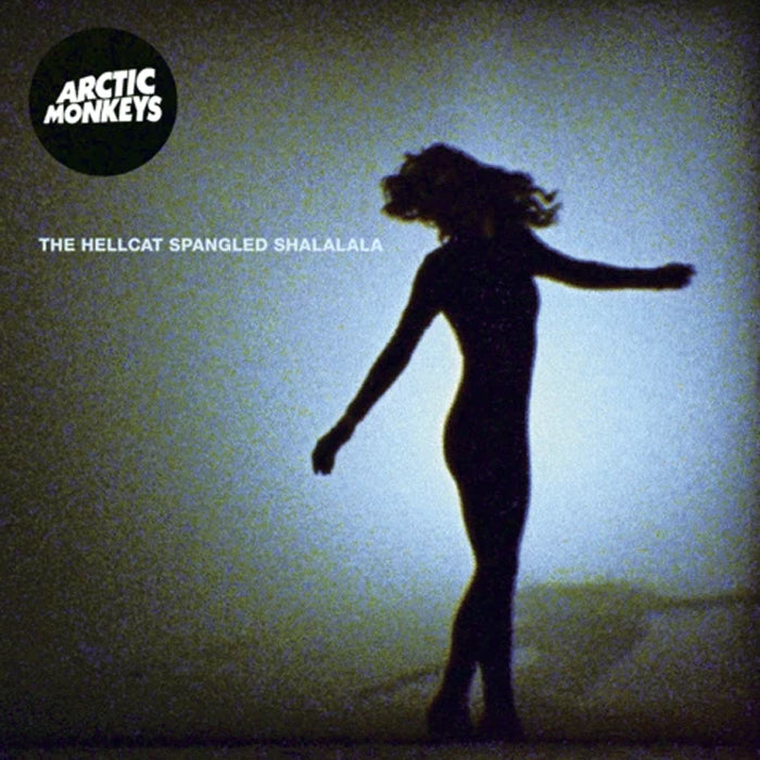 "Arctic Monkeys - The Hellcat Spangled Shalalala 7"" Vinyl Record 2019 Reissue, Vinyl, X-Records"