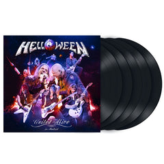 Helloween - United Alive 5LP Deluxe Vinyl Record Boxset, Vinyl, X-Records