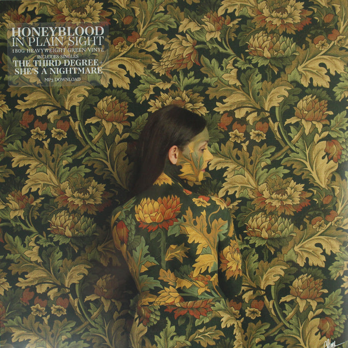 Honeyblood - In Plain Sight Indie Exclusive Green Colour Vinyl Record, Vinyl, X-Records