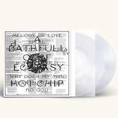 Hot Chip ‎– A Bath Full Of Ecstasy 2LP Crystal Clear Colour Vinyl Record Album, Vinyl, X-Records
