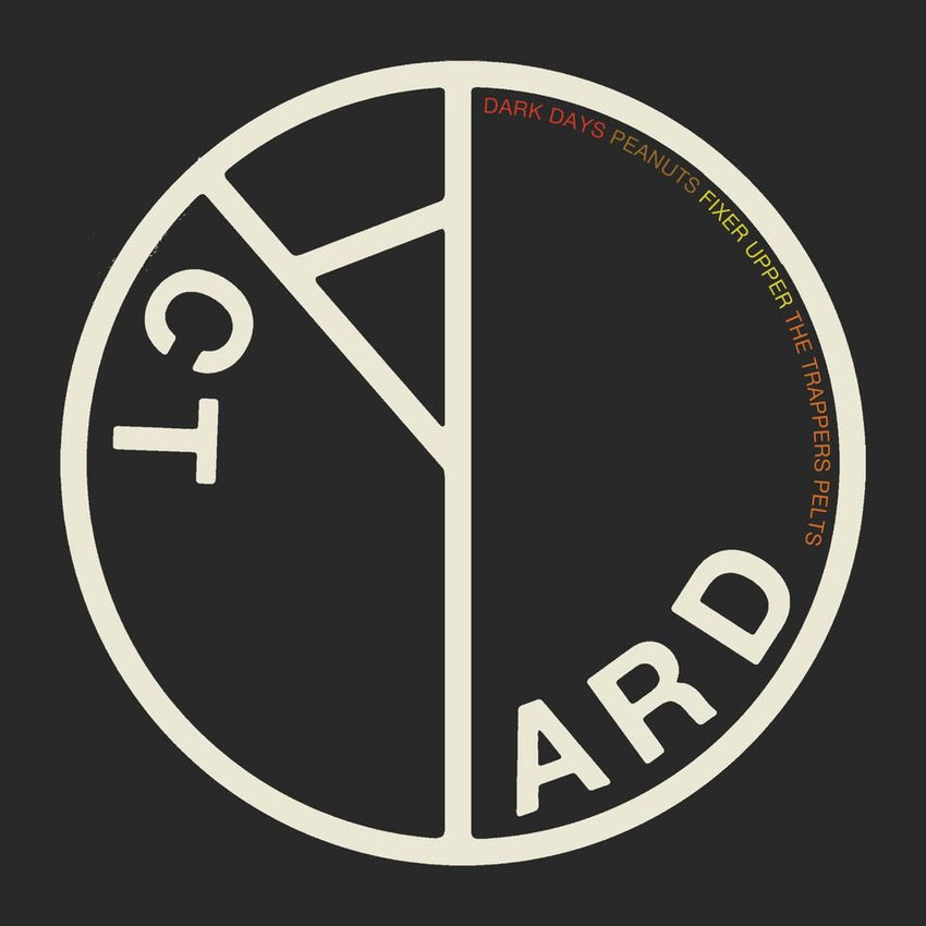 Yard Act - Dark Days EP Limited Edition Red Ash Colour Vinyl