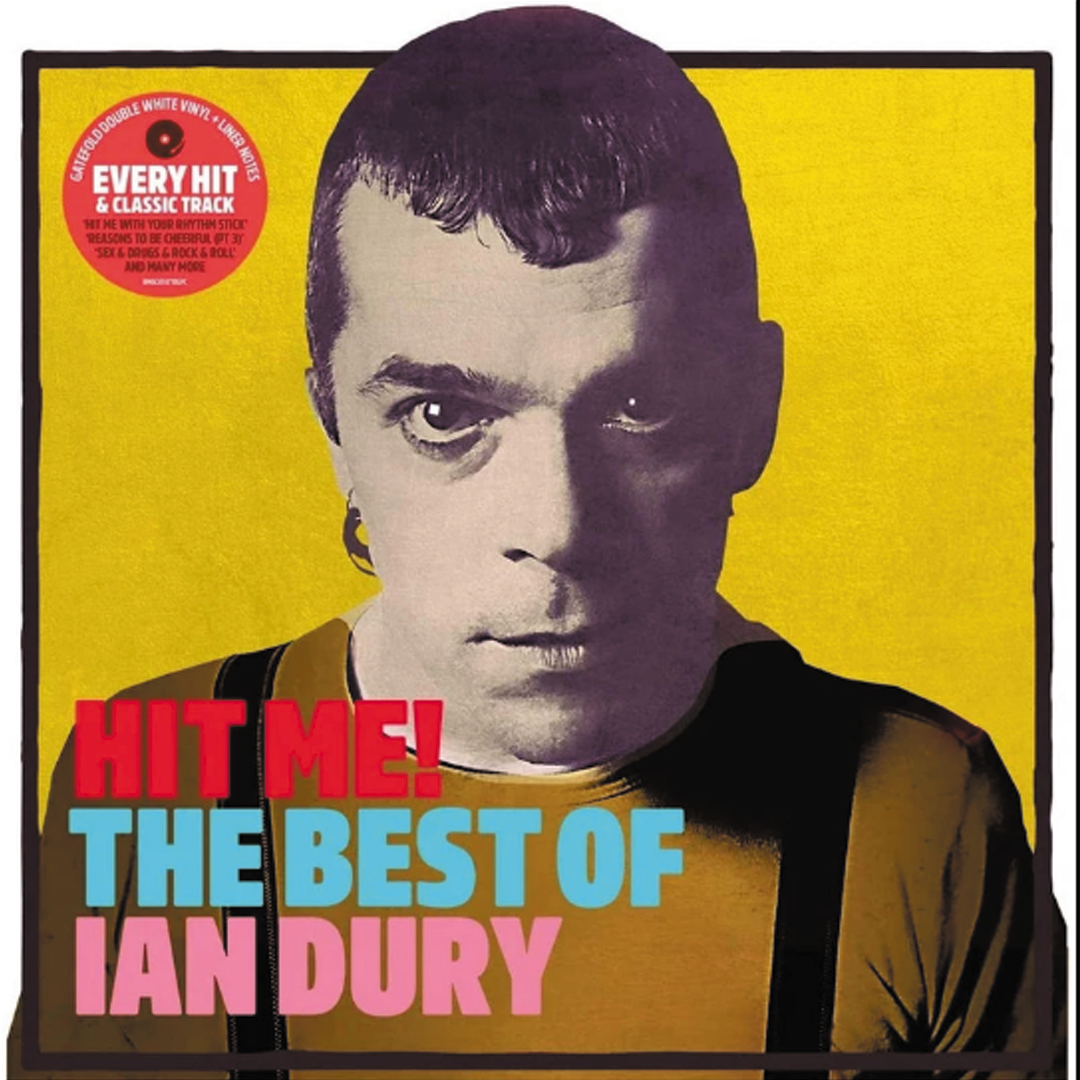 Ian Dury - Hit Me! The Best Of 3CD Album