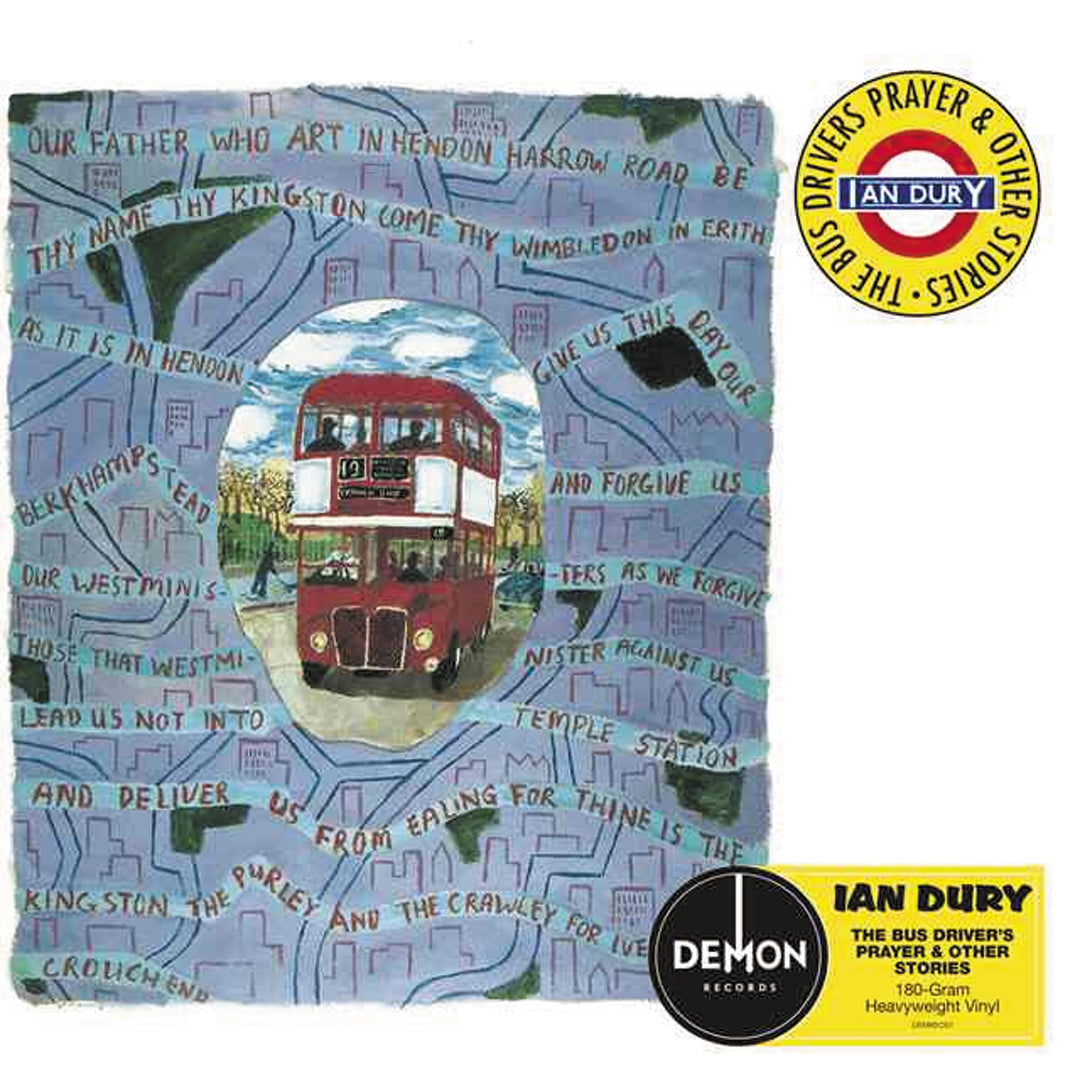 Ian Dury & The Blockheads - The Bus Drivers Prayer & Other Stories 180g Vinyl Record Album