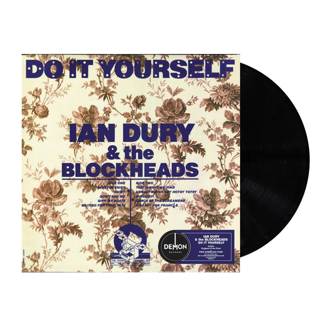 Ian Dury & The Blockheads - Do It Yourself 180g Vinyl Record Album