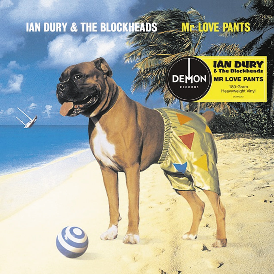 Ian Dury & The Blockheads - Mr Love Pants 180g Vinyl Record Album