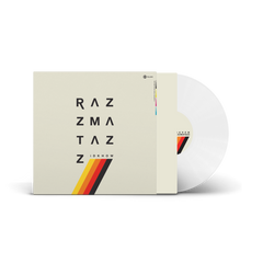 I DONT KNOW HOW BUT THEY FOUND ME - Razzmatazz Cream Colour Vinyl Record Album