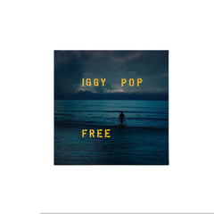 Iggy Pop ‎– Free Digipak CD Album, CD, X-Records