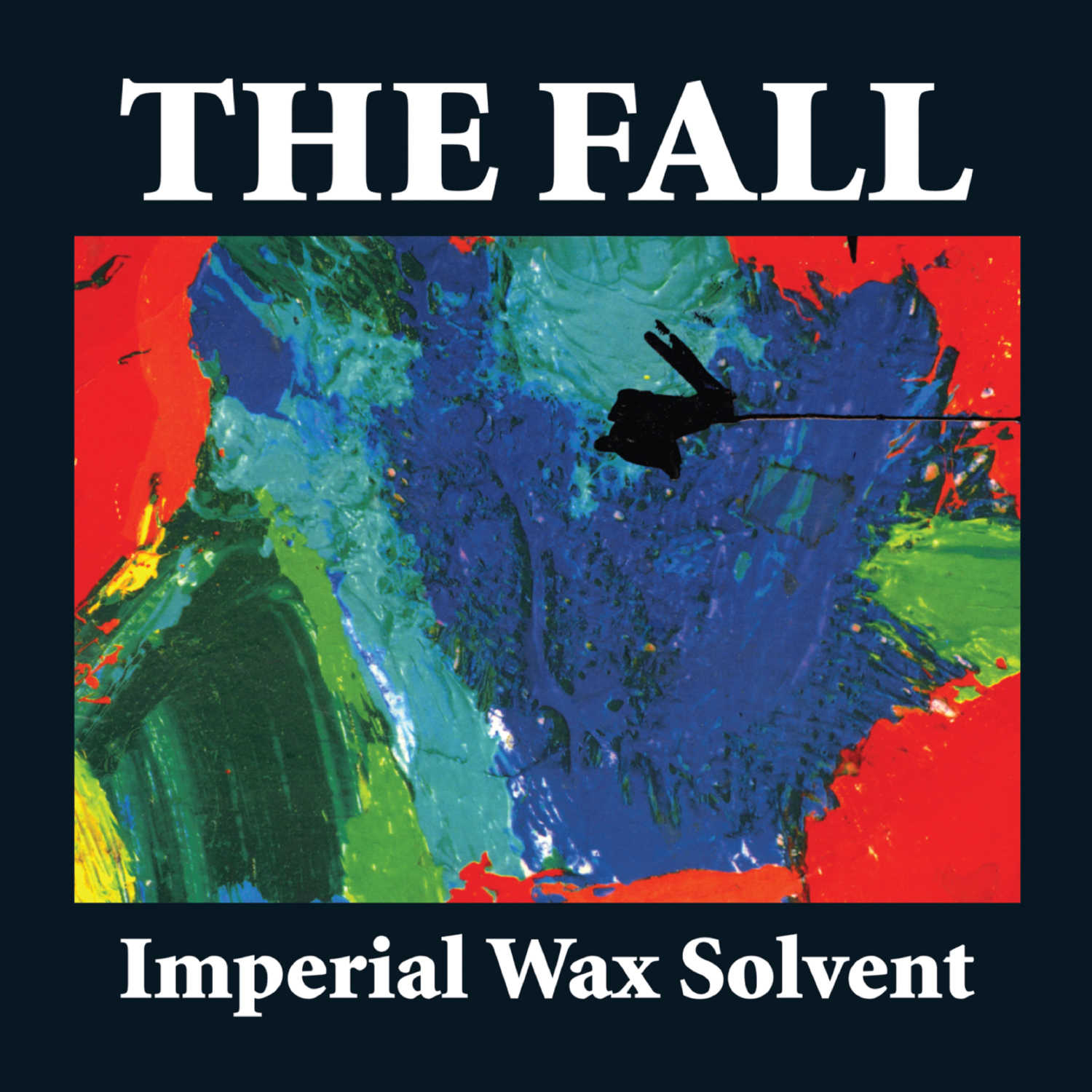 The Fall - Imperial Wax Solvent Limited Edition 2LP Splatter Colour Vinyl Record Album
