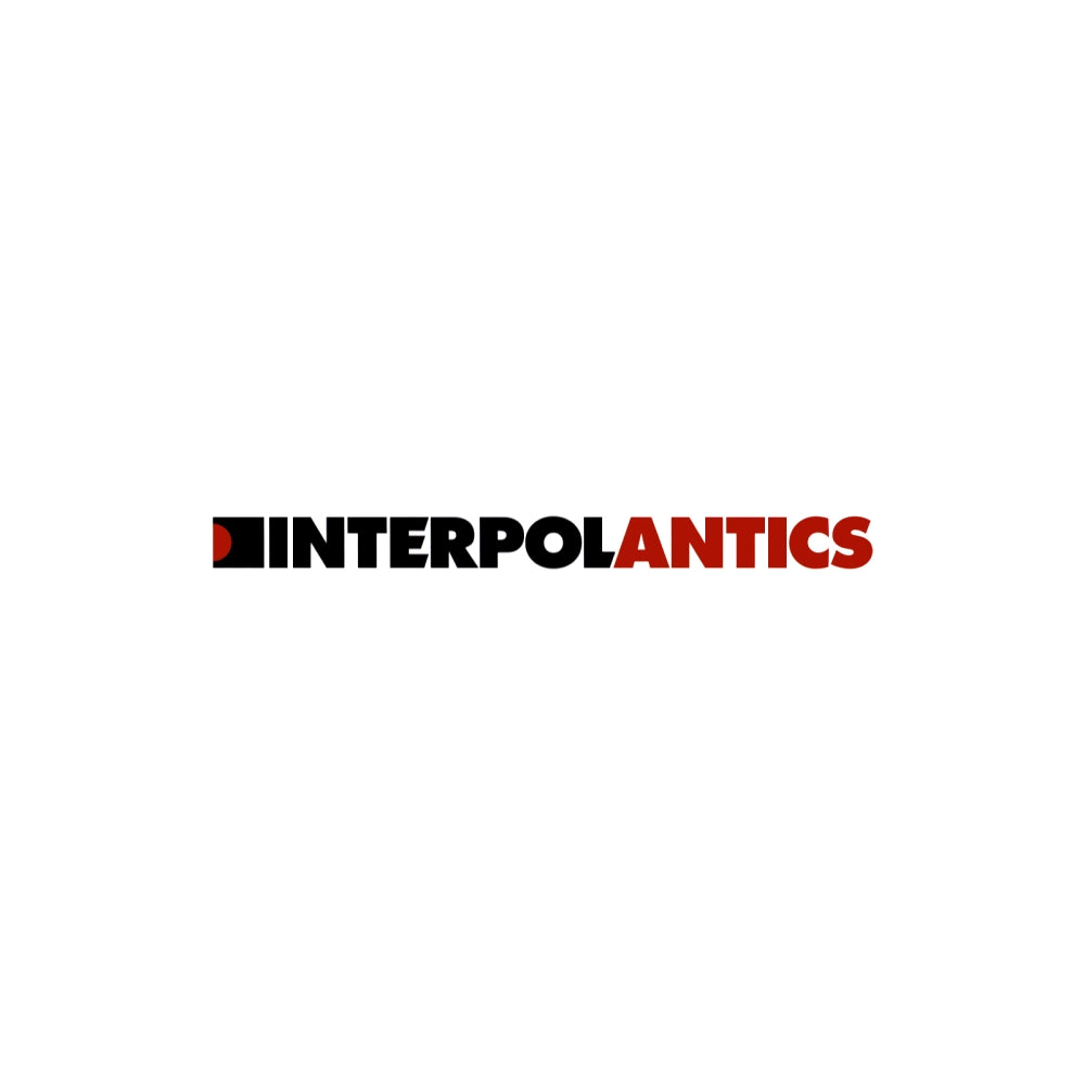 Interpol - Antics 15th Anniversary Edition White Colour Vinyl Record Album