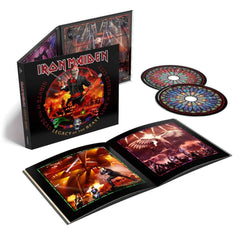 Iron Maiden - Nights of the Dead, Legacy of the Beast: Live in Mexico City Double CD Album