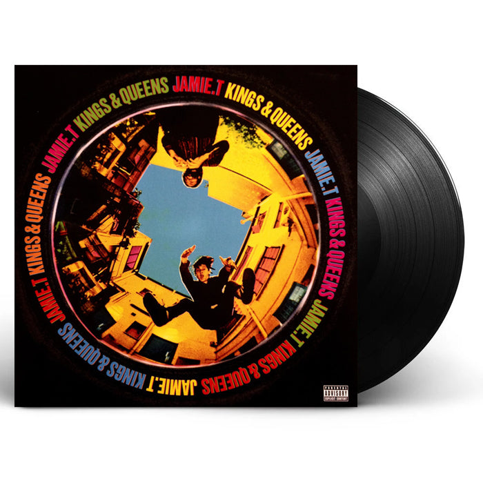 Jamie T ‎– Kings & Queens Vinyl Record Album, Vinyl, X-Records