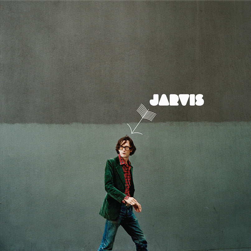 Jarvis Cocker - Jarvis (RSD 2020 Black Friday) Colour Vinyl Record Album + Bonus 7""