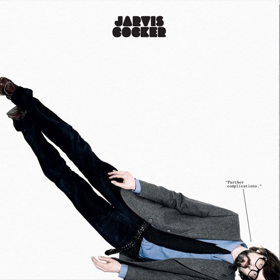 Jarvis Cocker - Further Complications (RSD 2020 Black Friday) 2LP Colour Vinyl Record Album