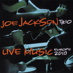 Joe Jackson - Live Music Europe 2010 (National Albu, Day) 2LP Orange Colour Vinyl Record Album