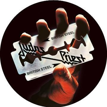 Judas Priest - British Steel (RSD 2020 Drop One) 2LP Picture Disc Vinyl Record Album