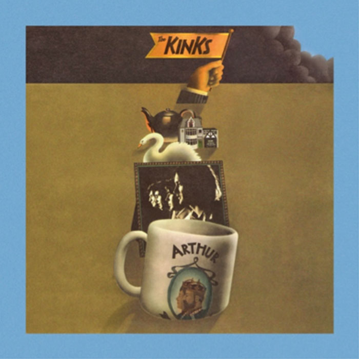 "The Kinks	- Arthur or the Decline and Fall of the British Empire 7"" Vinyl CD Boxset, Vinyl, X-Records"