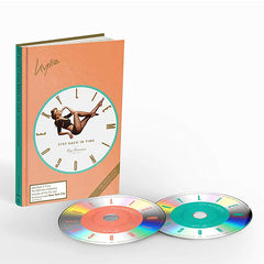 Kylie ‎– Step Back In Time (The Definitive Collection) 2CD Deluxe Book Edition, CD, X-Records