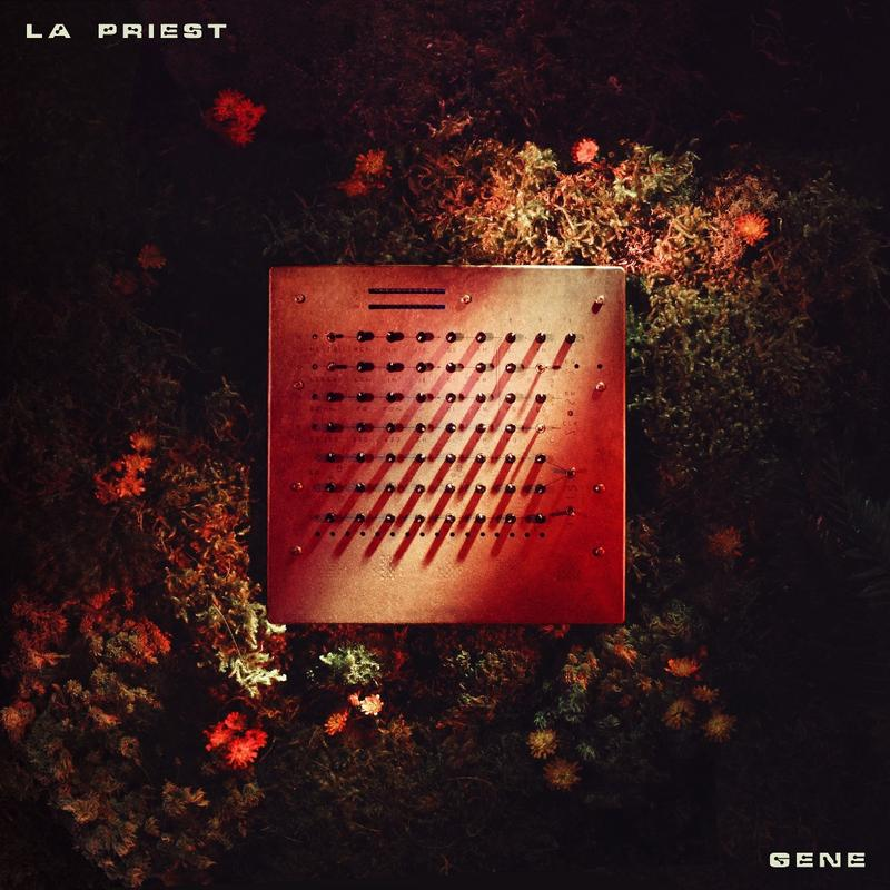 LA Priest - GENE (Love Record Stores) Limited Edition 140g Neon Orange Colour Vinyl Record Album