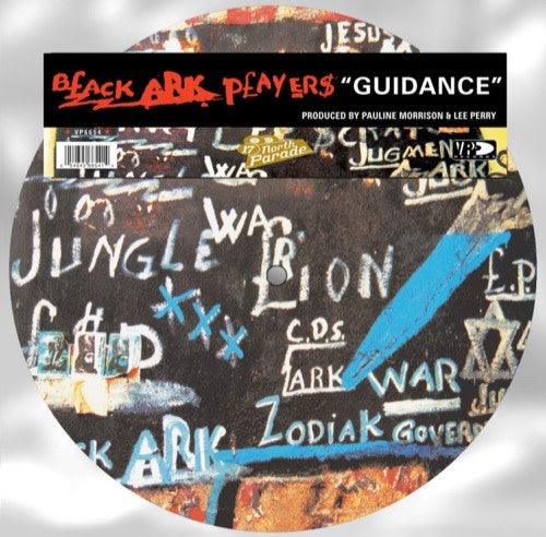 Lee Perry & Black Ark Players - Guidance (RSD 2020 Drop One) Picture Disc Vinyl Record