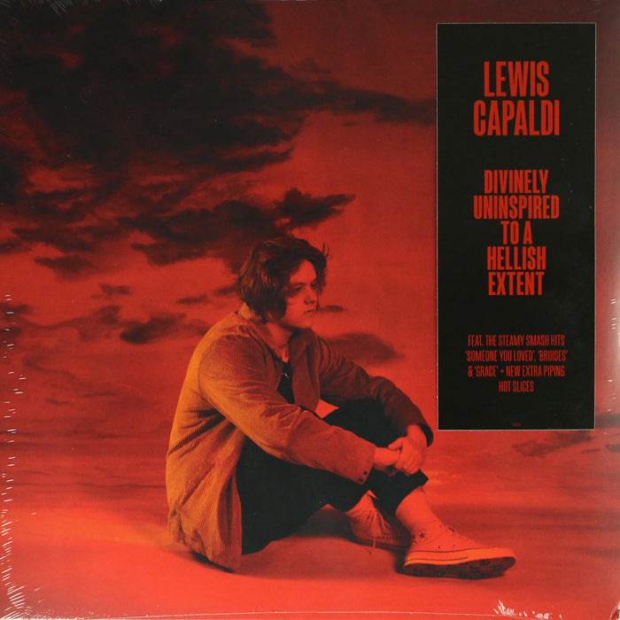 Lewis Capaldi ‎– Divinely Uninspired To A Hellish Extent Vinyl Record, Vinyl, X-Records
