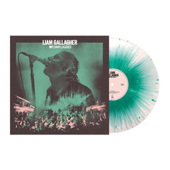 Liam Gallagher - MTV Unplugged Limited Edition Splatter Colour Vinyl Record Album