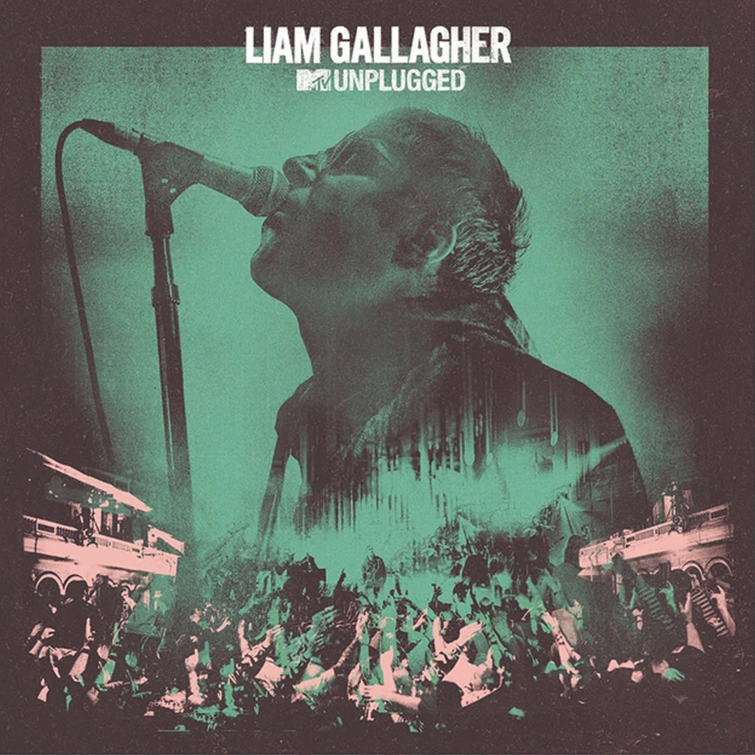 Liam Gallagher - MTV Unplugged CD Album