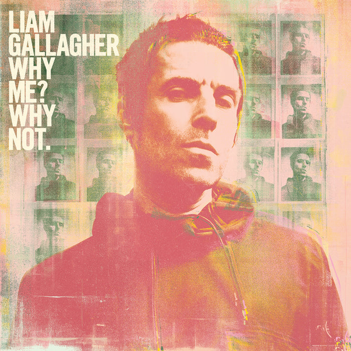 Liam Gallagher‎ – Why Me? Why not. Limited Green Bottle Colour 140g Vinyl Album, Vinyl, X-Records