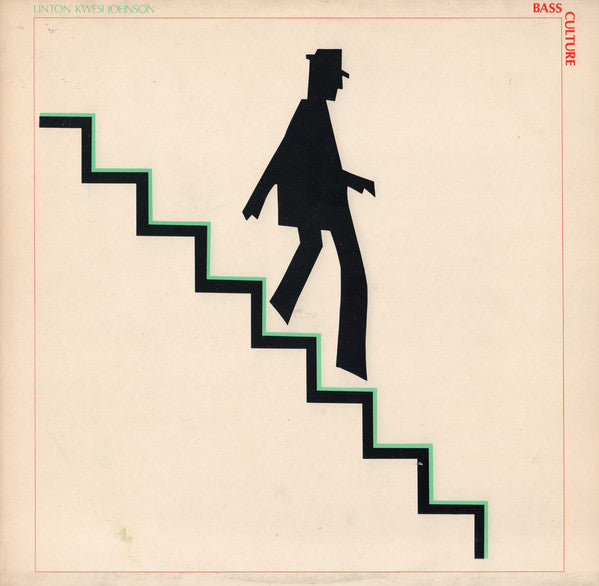 Linton Kwesi Johnson - Bass Culture / LKJ In Dub (RSD 2020 Drop One) 2LP Green Red Colour Vinyl Record Album